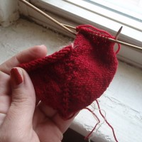 knitty heart