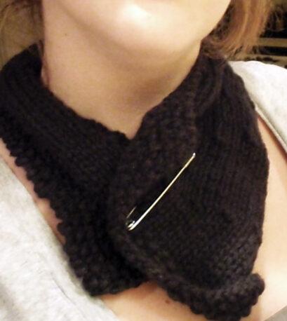 smaller scarf
