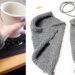 free wrist warmer pattern