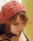 Betty Bobble Lace Hat