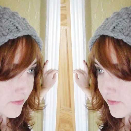 chunky slouch cap pattern