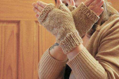 moira's alpaca mittens