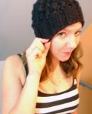 knit – Slouch Cap Redux