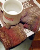 knit – Sock Yarn Mini warmers