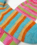 Bust magazine and Vesper socks